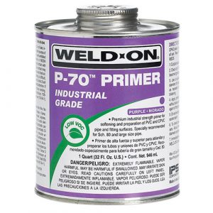 Astral -  473 ml CPVC Weld-On Primer P 70