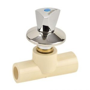 Astral -  25 mm Concealed Crome Plated Valve